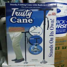 Gậy Gấp Gọn Có Đèn Pin Trusty Cane