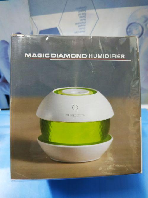 Máy Xông Phòng - Đèn Xông Tinh Dầu MAGIC DIAMOND HUMIDIFIER