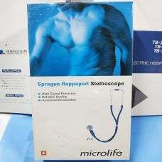 Ống Nghe - Tai Nghe Tim Phổi Stethoscope Microlife Thụy Sỹ