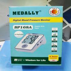 Máy Đo Huyết Áp Điện Tử Bắp Tay MEDALLY BP 168A Mỹ