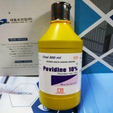 Thuốc Sát Trùng - Dung Dịch Sát Khuẩn Povidine 10%
