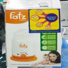 Máy Hâm Sữa, Tiệt Trùng Bình Sữa 4 Chức Năng Không BPA FATZBABY FB2002SL