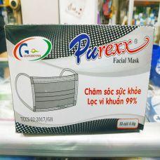 Khẩu Trang Kháng Khuẩn Facial Mask Purexx