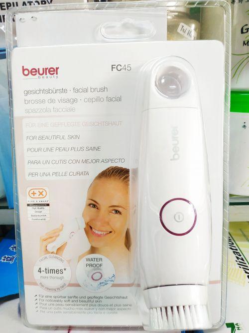 Máy Rửa Mặt Massage Tẩy Tế Bào Chết Beurer FC-45