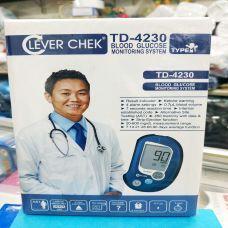Máy Đo Đường Huyết CLEVER CHEK TD-4230