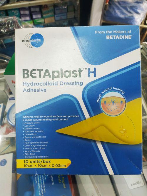 Miếng Dán Trị Bỏng Betaplast H