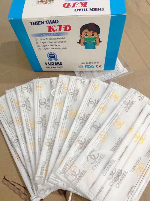 Khẩu Trang Em Bé Thiên Thảo - Face Mask For Kid
