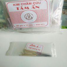 Kim Châm Cứu Tâm Ấn