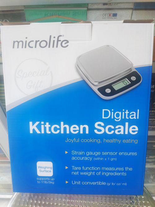 Cân Nhà Bếp Tiểu Li Microlife Thụy Sỹ CK772