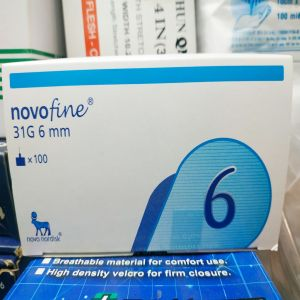 Kim Tiêm Insulin Novofine 31G