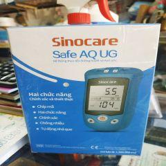 Máy Đo Đường Huyết Sinocare Safe AQ UG