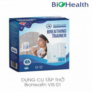 Phế Dung Kế B SPIRO 5000 - Dụng Cụ Tập Thở